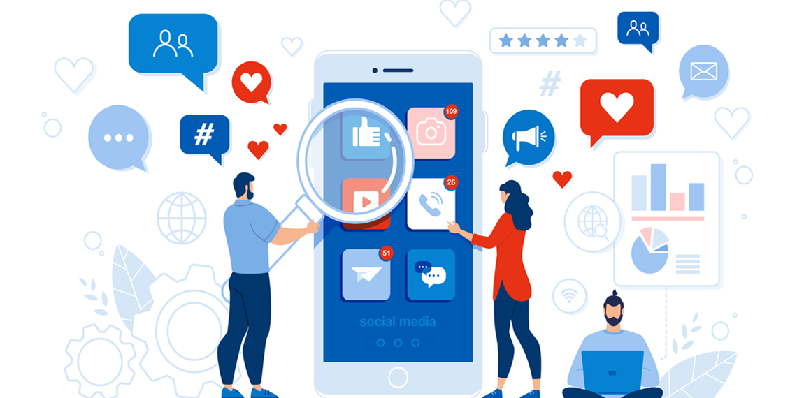 Your Social Media Amplified